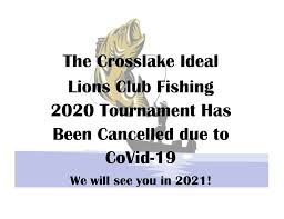 Crosslake Fishing Tourney 2020